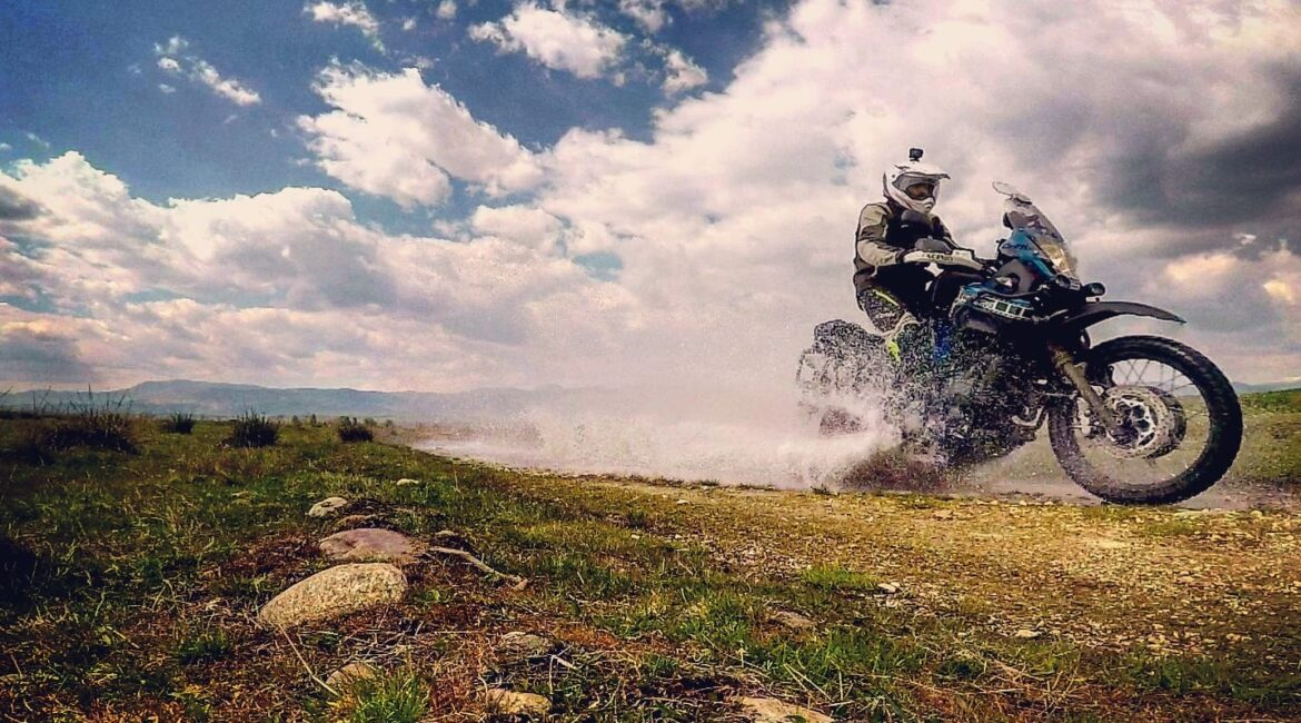 Two-wheeled adventure in the heart of the Carpathian Mountains