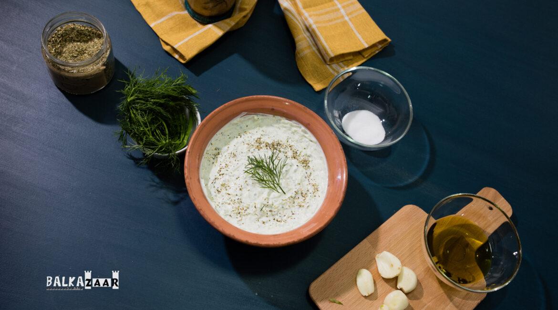 Greek tzatziki – fast and easy recipe