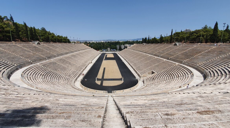 The Panathenaic stadium – Where the first modern Olympics games were held